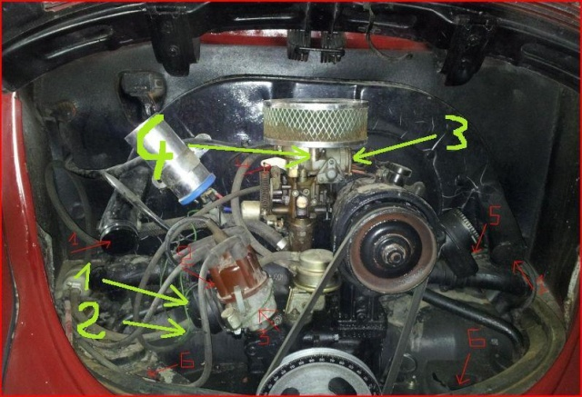 Photos et point à modifier de mon moteur Moteur10