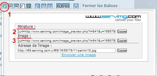 Comment créer / insérer une image de tableau Haberg10