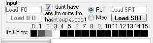 Re-sous-titrage avec ifoedit (et txt2sup) Txt2su13