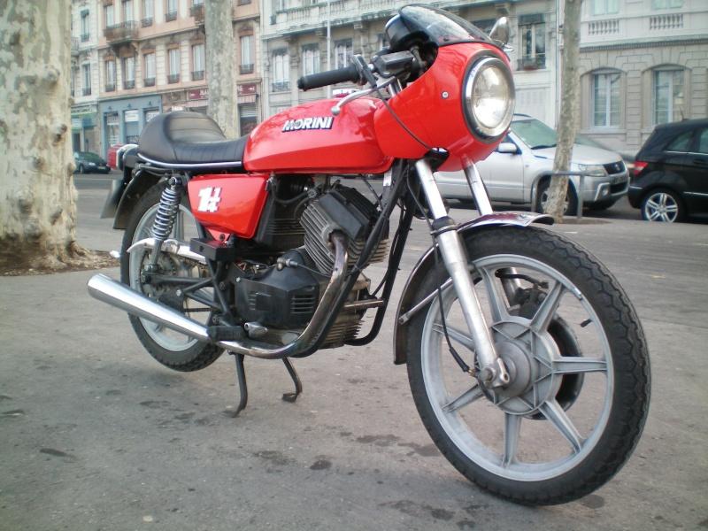 MotoMorini 1 1/4 !...mini caf' - Page 5 100_0211