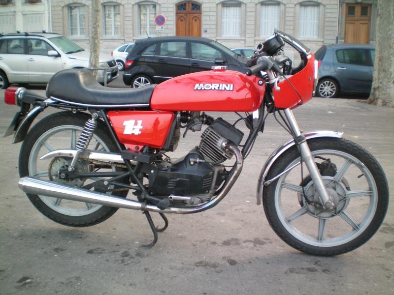 MotoMorini 1 1/4 !...mini caf' - Page 5 100_0212