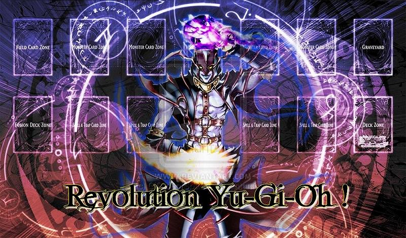 révolution-yugioh