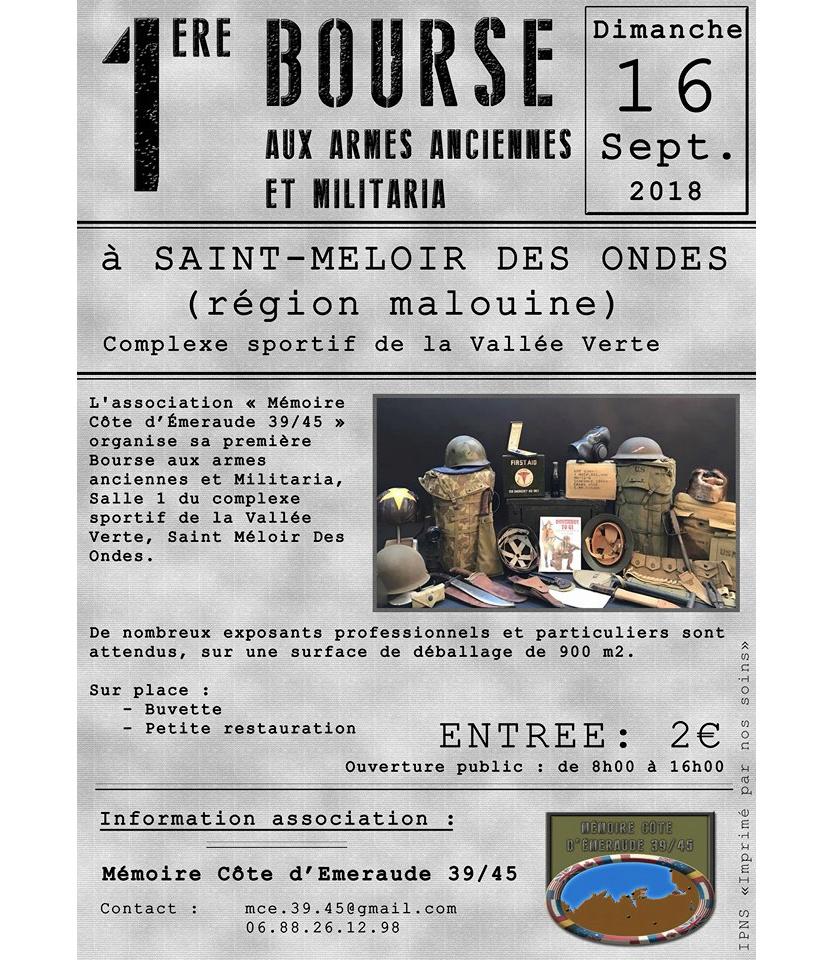 1 ere Bourse aux Armes et Militaria à coté de Saint Malo (35) Sans_t10