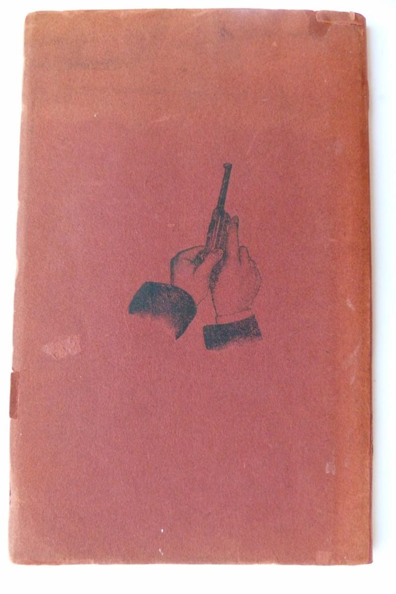Les manuels pour le pistolet Parabellum modèle 1900, de la DWM. Manuel15