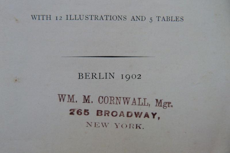 Les manuels pour le pistolet Parabellum modèle 1900, de la DWM. Manuel17