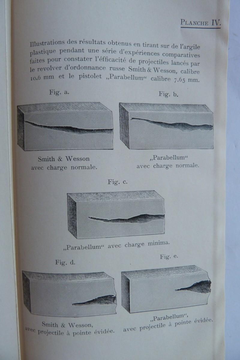 Les manuels pour le pistolet Parabellum modèle 1900, de la DWM. Manuel29