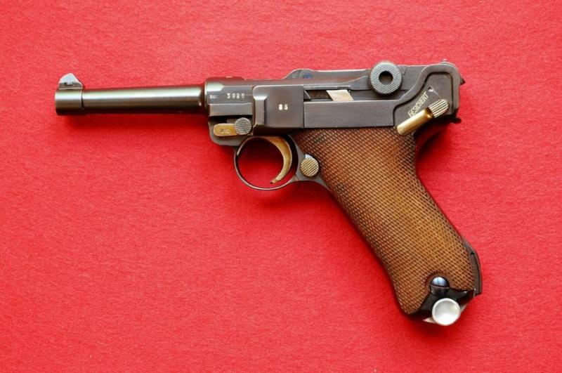 P08 commémo à vendre Mauser10