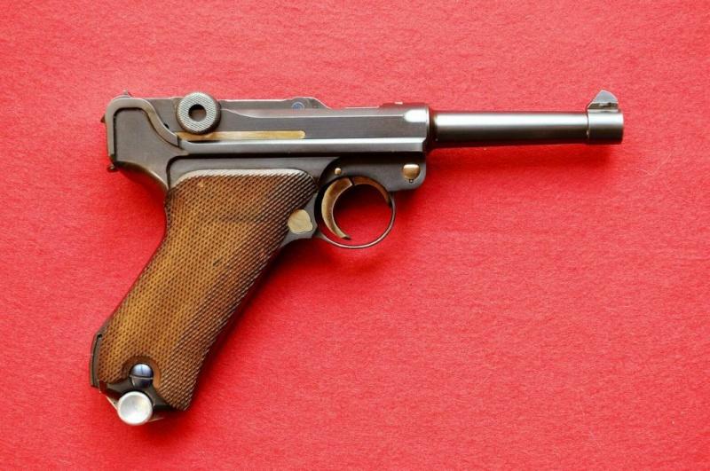 P08 commémo à vendre Mauser11