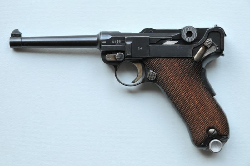 Bourse de Lucerne et question sur Para 06/24 Mauser13