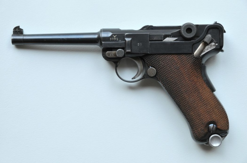 Bourse de Lucerne et question sur Para 06/24 Mauser14