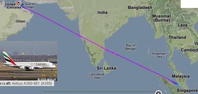 Sri Lanka Mattala airport interests A380 operators: official Ek38010