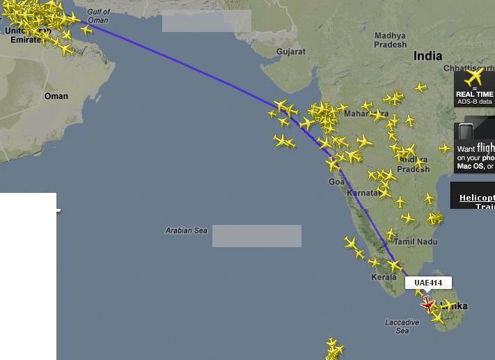 Sri Lanka Mattala airport interests A380 operators: official Ek414l10