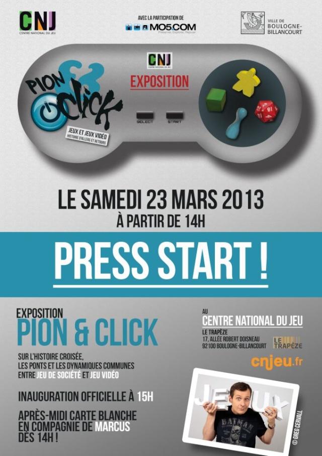 Centre Ludique de Boulogne-Billancourt (CLuBB) - Page 4 23-03_12
