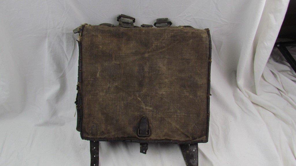 "As de carreau ""août 1914"" cuir retourné 29fw4k10"