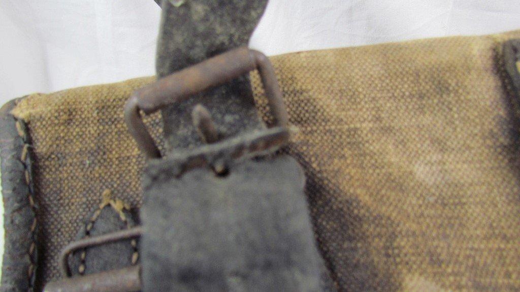 """As de carreau """"août 1914"""" cuir retourné 2ug2d110"""