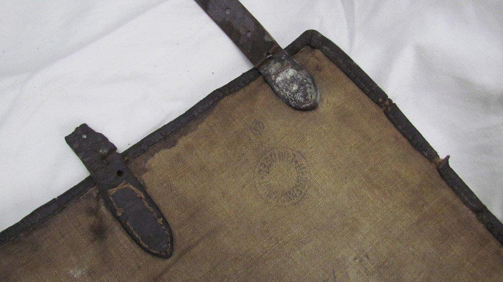 "As de carreau ""août 1914"" cuir retourné 2wd96510"