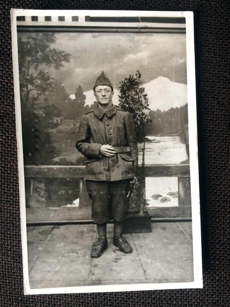Photo d'un soldat du 403ème RADCA  ESC - AVR2 57240510