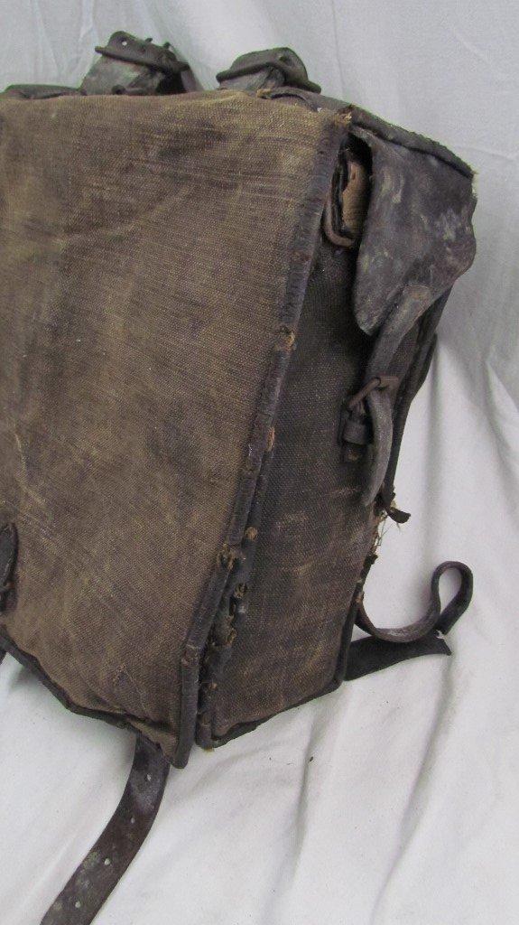 """As de carreau """"août 1914"""" cuir retourné Acfzb410"""