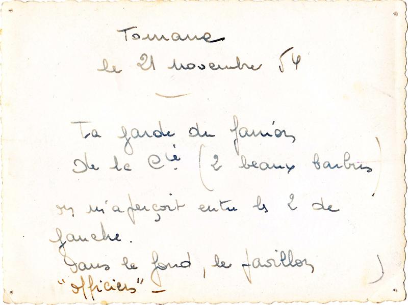 Superbe photo Légionnaires en Indochine 1954 ESC - FEV 1 VENDUE Img_0010
