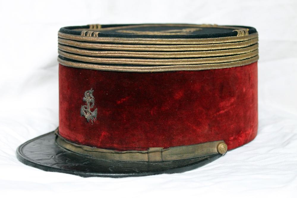 Képi colonel SSA Colonial nominatif - NICO - JANV 3 [A CLOTURER] Img_8826