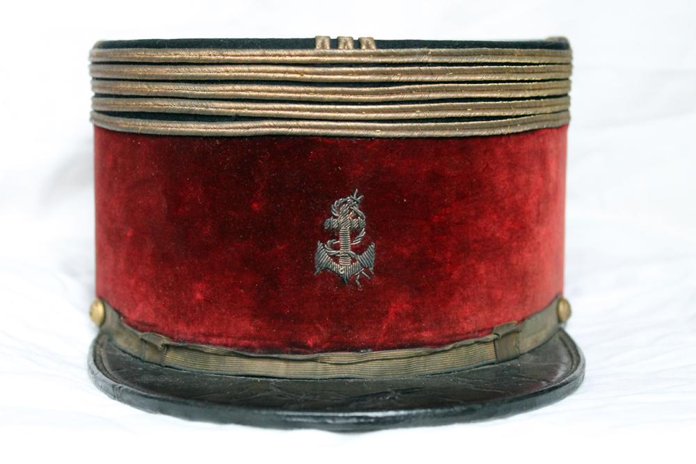 Képi colonel SSA Colonial nominatif - NICO - JANV 3 [A CLOTURER] Img_8827