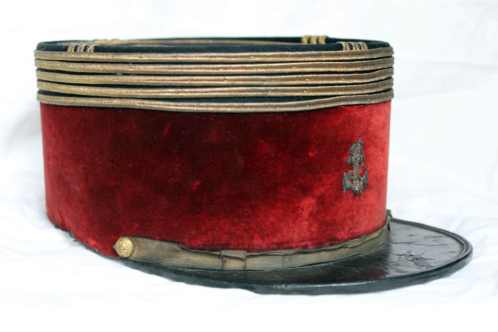 Képi colonel SSA Colonial nominatif - NICO - JANV 3 [A CLOTURER] Img_8828