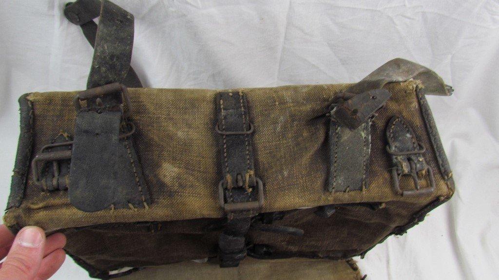 """As de carreau """"août 1914"""" cuir retourné Vdepts10"""