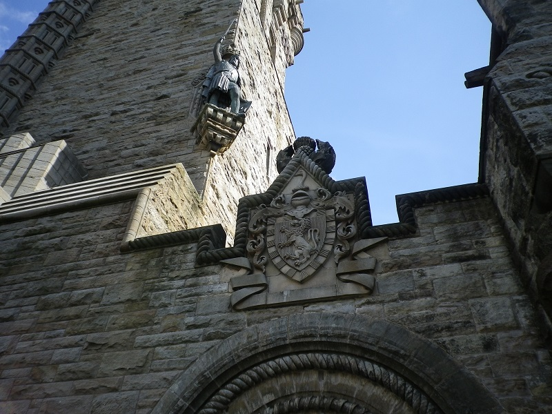 Out and about in Stirling. Detail10