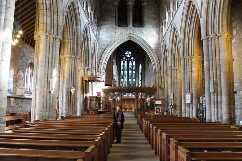 Dunblane Cathedral. Dunbla11