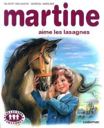 HUMOUR - cheval dire a tout le monde Martin11