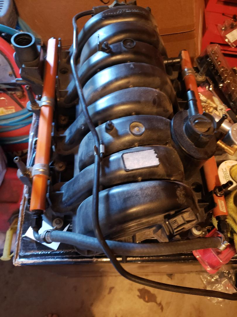 Parts for sale after supercharger upgrade. Intake10