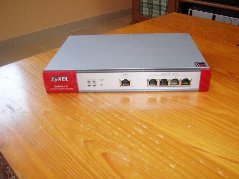 [VDS] Routeur & config mini pc  Zyxel-11