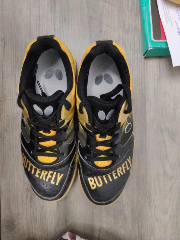 Butterfly Lezoline Groovy jaune et noir 40 Img_2020