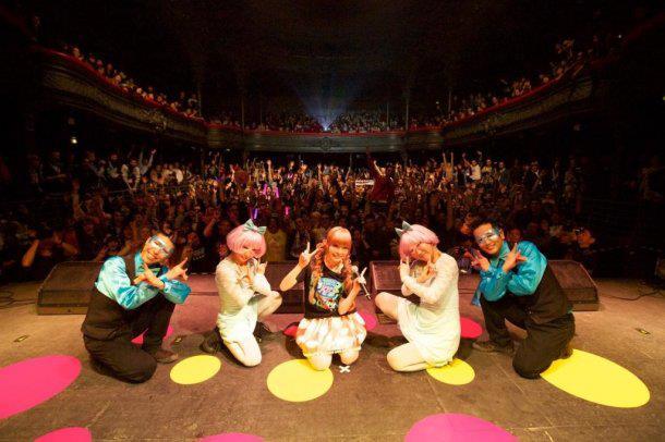 Concert de Kyary Pamyu Pamyu à la Cigale 100kpp10