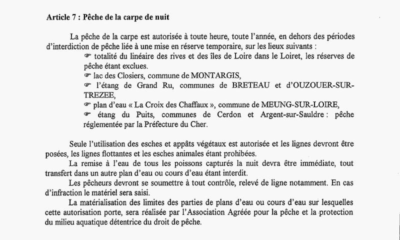 Infos pêche domaine public Loiret (45) 2013-011