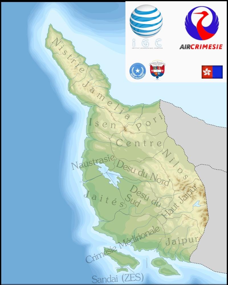 République Crimésienne  Cartep10