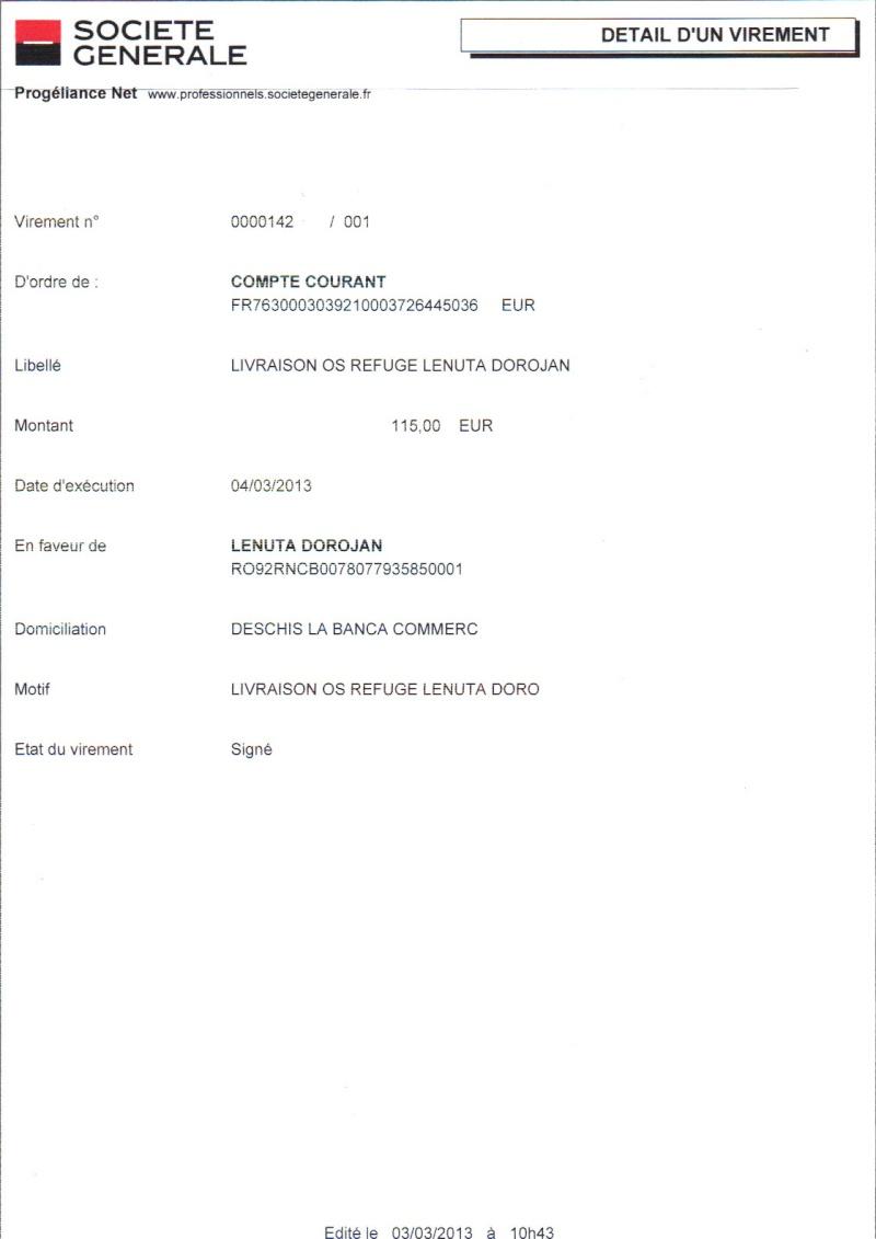 PARRAINAGE CROQUETTES POUR LES CHIENS DU REFUGE DE LENUTA - Page 5 03-03-11