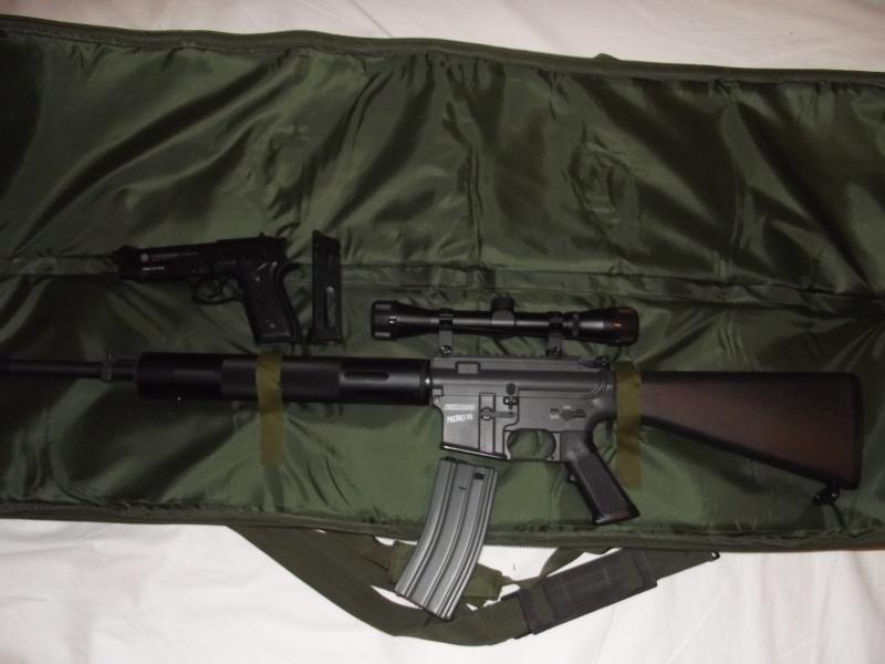Taurus PT99 + Bushmaster predator (AntiSnipe)  Dscf0011