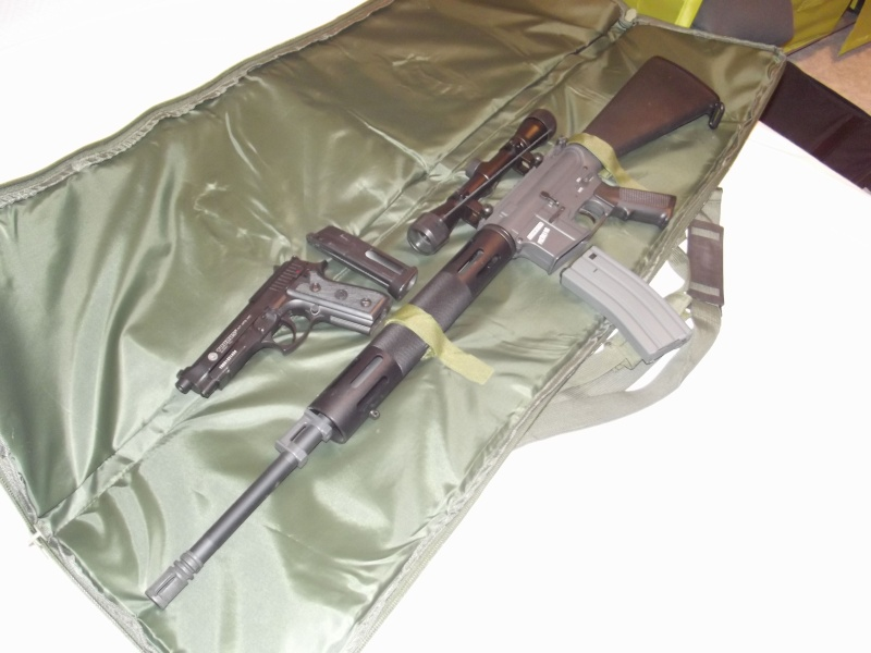 Taurus PT99 + Bushmaster predator (AntiSnipe)  Dscf0012