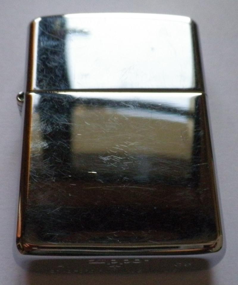 Un zippo Armor High Polish Chrome personnalisé par mes soins 2005_111