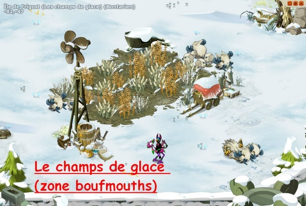 Guide touristique de Frigost Champs10