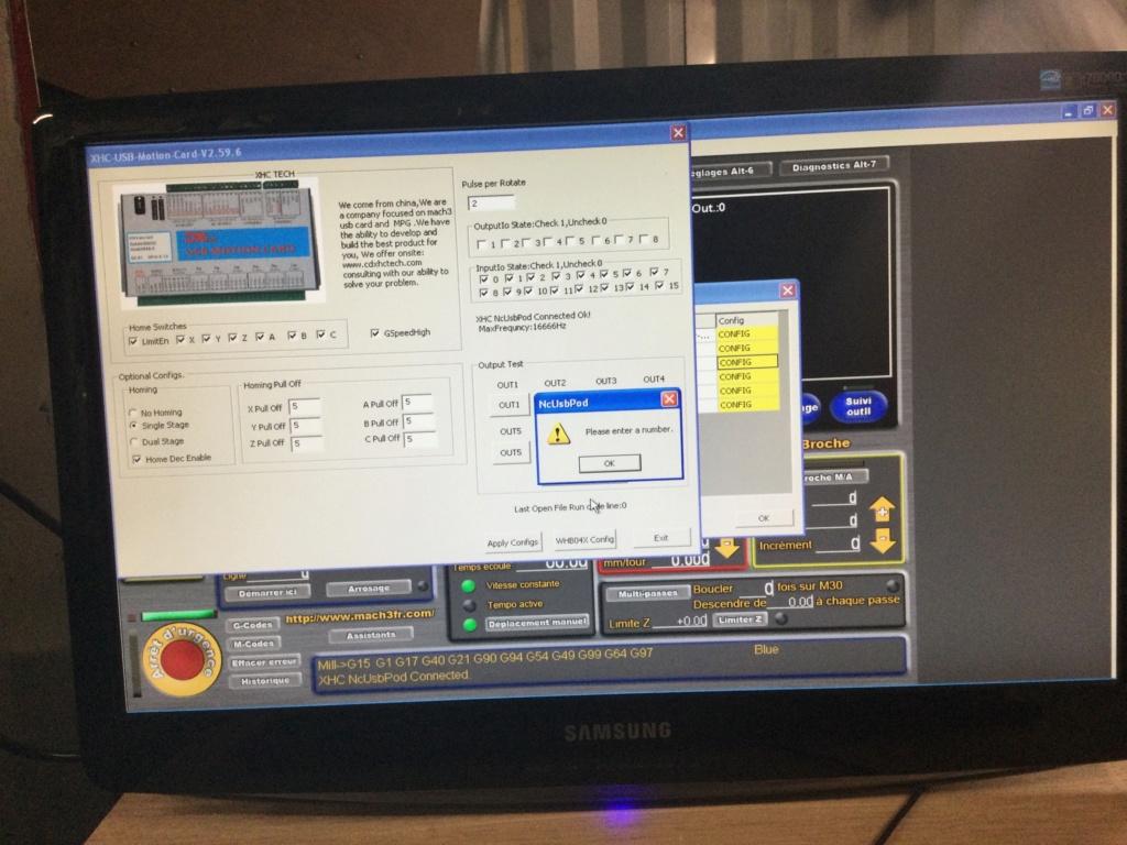 probleme mise en route CNC blue Elephant Image20