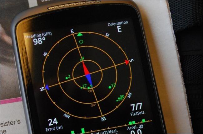 Како работи GPS? 10110910