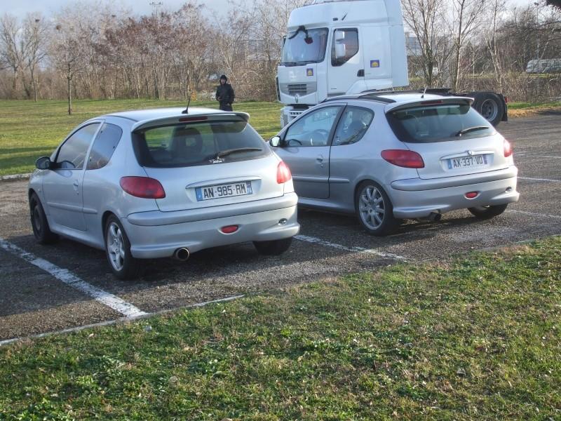 fabien74 et ma 206  GTI++ Dscf2610