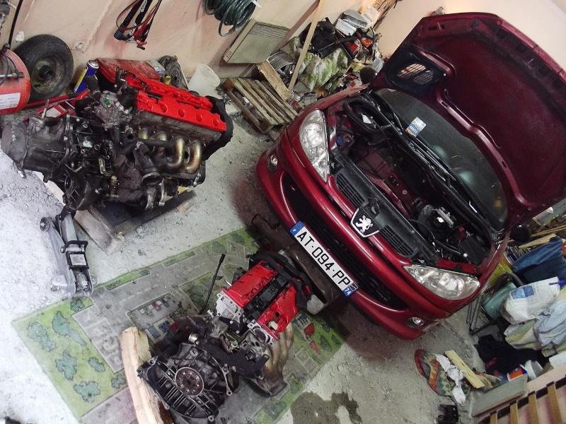 fabien74 et ma 206  GTI++ Dscf4511