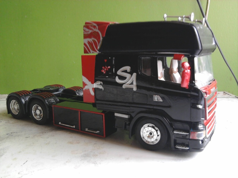 Scania Longline 1:24 Foto0223