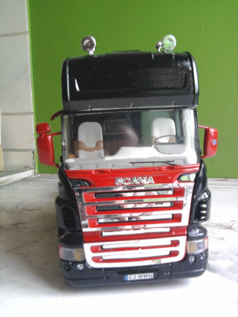 Scania Longline 1:24 Foto0224