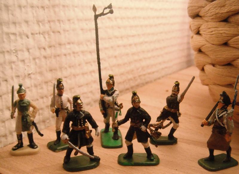 Bataillon autrichien 1809 Dscf3213