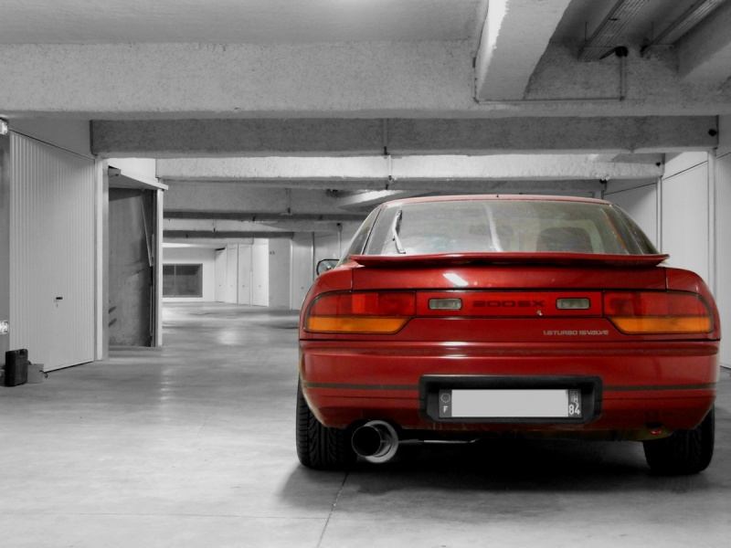 Ma Nissan RS13 Zenki ! 2511