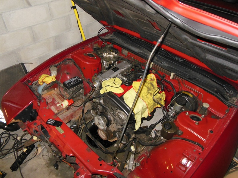 Ma Nissan RS13 Zenki ! 911